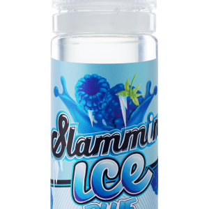Slammin Blue ICE Raspberry 60ml